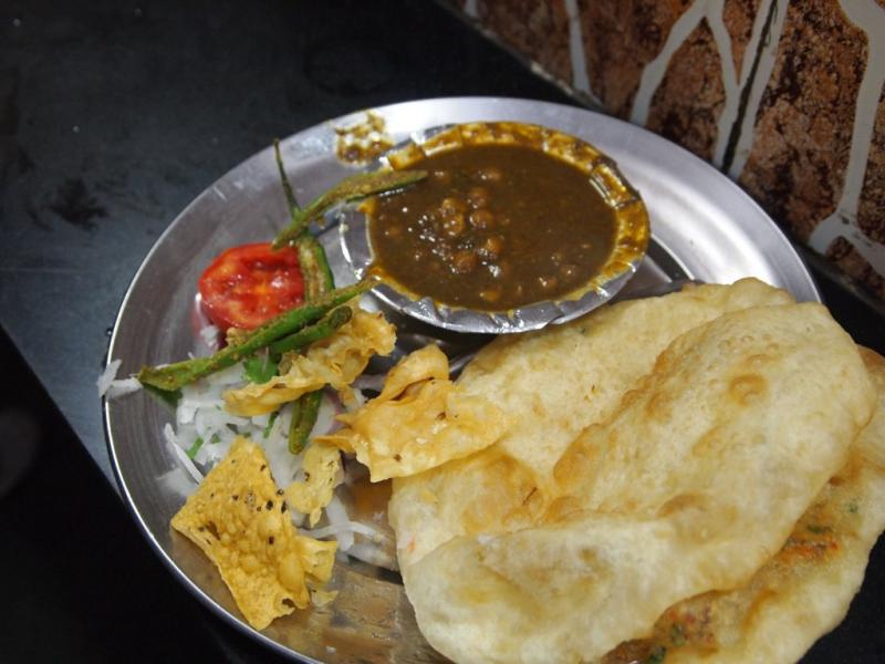 Sitaram Diwan Chand, Delhi street food