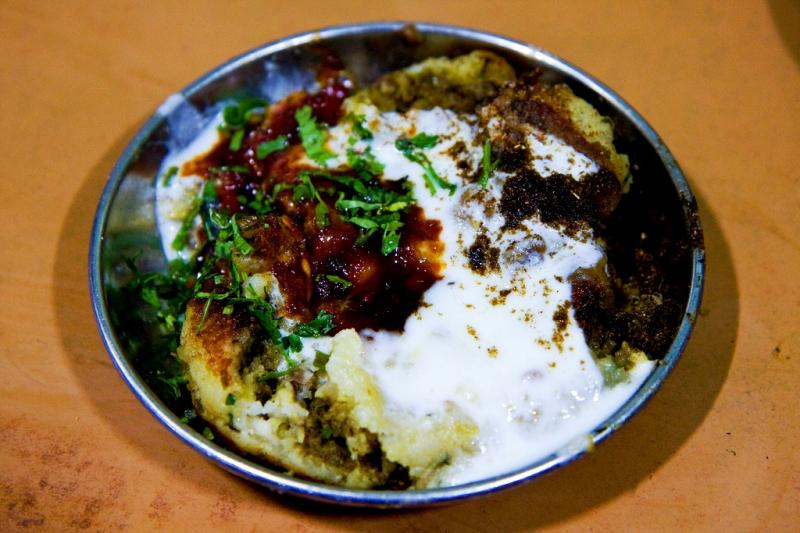 Kashi chat bhandar, Uttar Pradesh Food