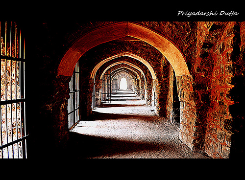 Fort of Feruz Shah Tuqluq - A fort haunted by Djinns?, ,  Haunted places in delhi
