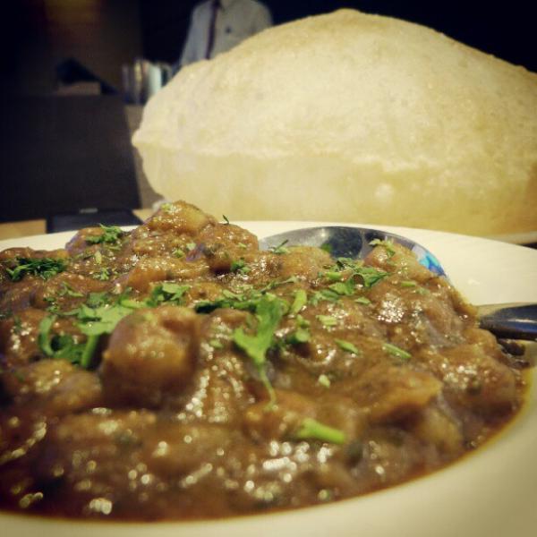 Chache di Hatti, Delhi street food.