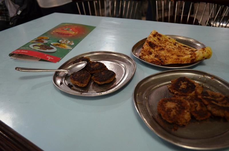 Tundey Kebabi of Aminabad, Uttar Pradesh Food (Source)