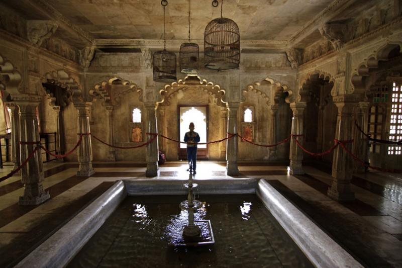 October 11 – The palaces of Udaipur