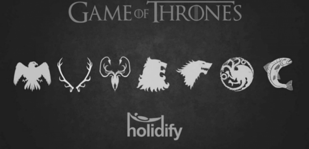 Holidify sings the song of Ice & Fire