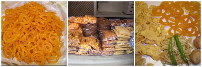 Panchratna Jalebi  House, Mumbai Street Food