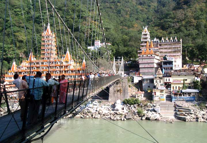 Rishikesh, Road trips from Delhi
