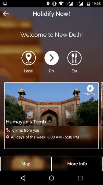 Holidify App