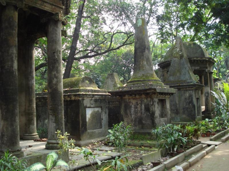 South Park Cemetry, Haunted Places in India