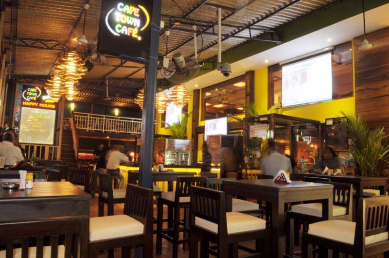 Cape Town Cafe, Goa Beach Shacks