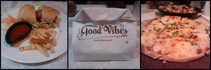 The Good Vibes Cafe, Street food of mumbai