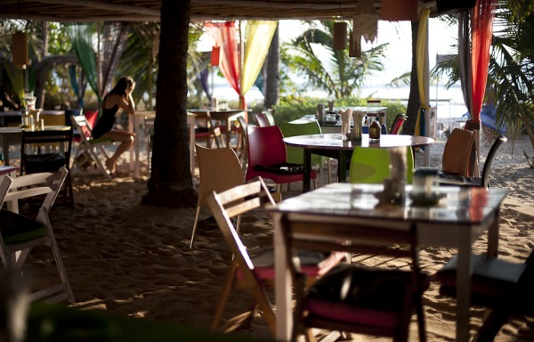 La Plage French Restaurant Goa