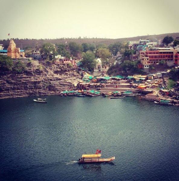Omkareshwar   Image Source