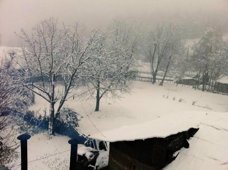 Pahalgam, Jammu and Kashmir  Image Courtesy: Siddharth Maroo  Image Source