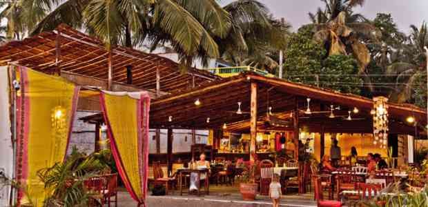 13 Best Beach Shacks in Goa
