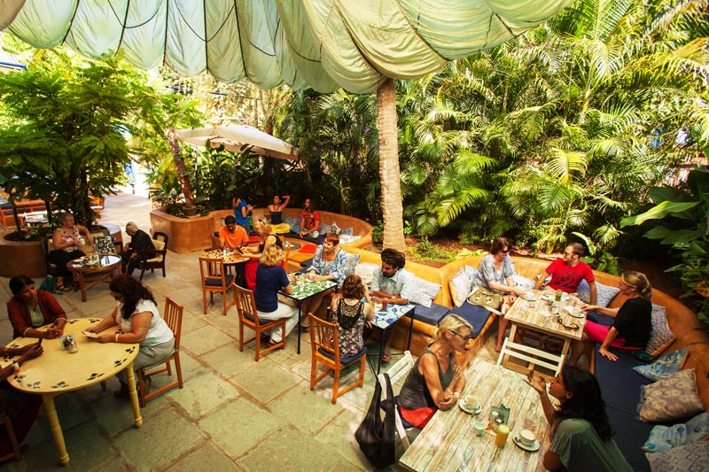 13 Best Beach Shacks In Goa Holidify
