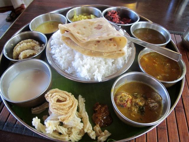 Thali, Vegetarian Restaurants in Delhi