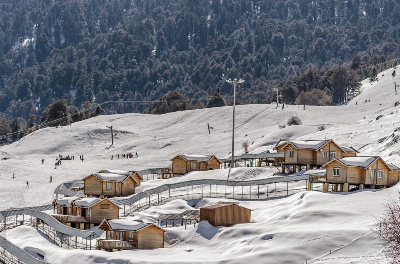 Auli ski resort