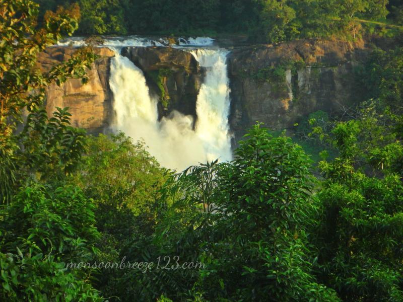 Athirapalli Falls