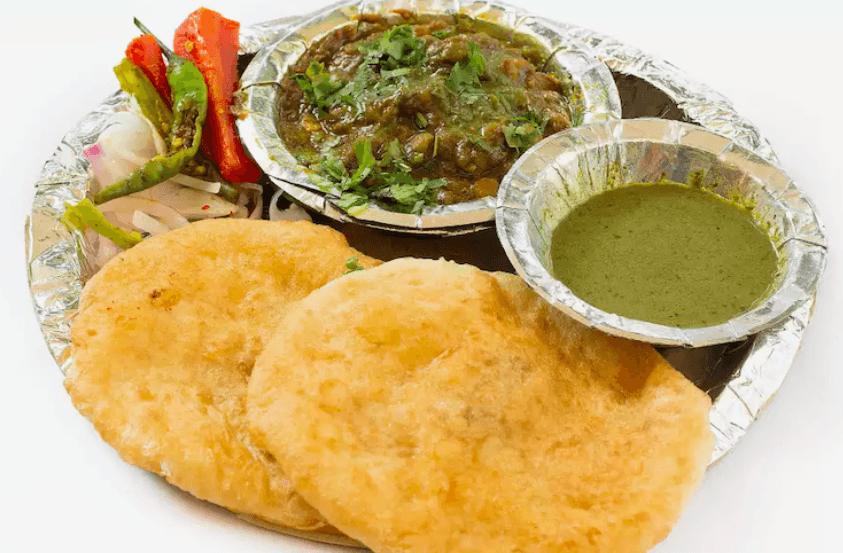 Chhole Bhature