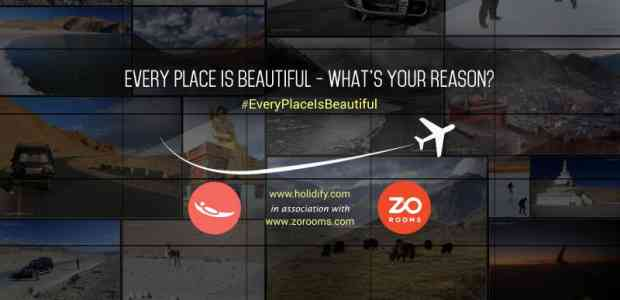 Every Place Is Beautiful - What's Your Reason?