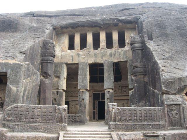 Kanheri Caves, Haunted Places in Mumbai
