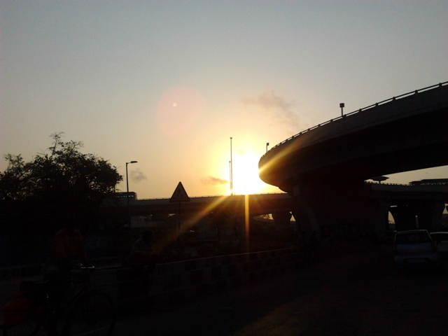 Anna Flyover, One of the Famous Haunted Places in Chennai