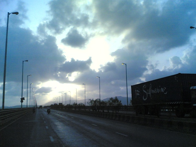 Road to the Islands is haunted in Mumbai