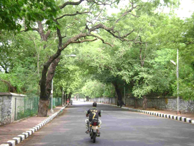 Besant Avenue Road : Most Haunted Places in Chennai