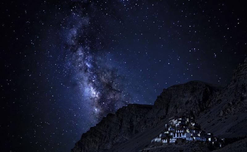 Spiti Valley, Stargazing places in India