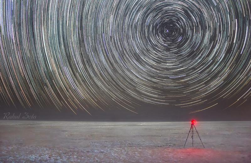 Rann of kutchh, Places for stargazing india