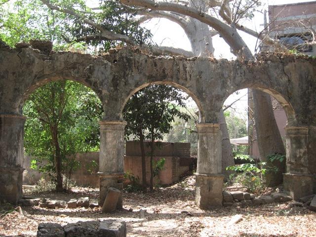 St. John's Baptist church, Andheri ghostly places in Mumbai