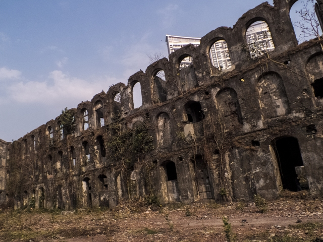 Mukesh Mills, Most Haunted place in Mumbai