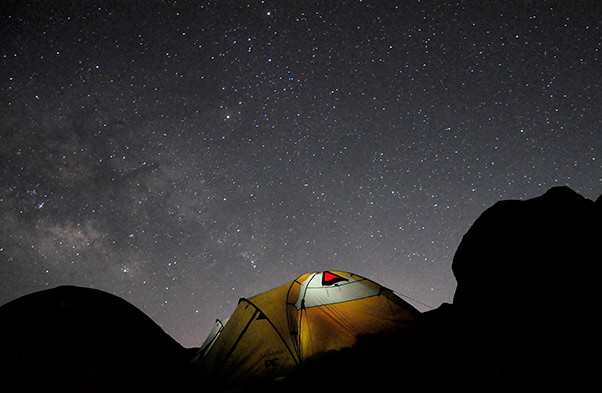 Yeracud, Stargazing India