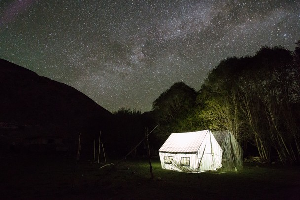 Stargazing destinations in India: Coorg