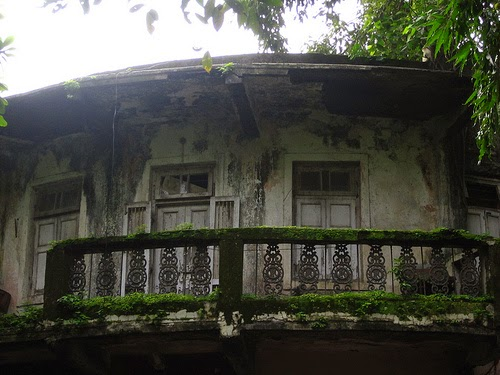 Haunted mansion, Pune spooky place