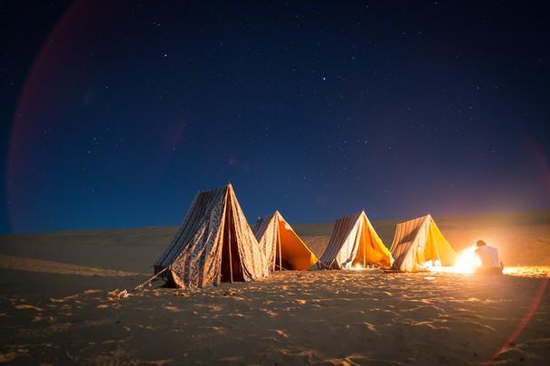 Jaisalmer-Bikaner, Stargazing places in India