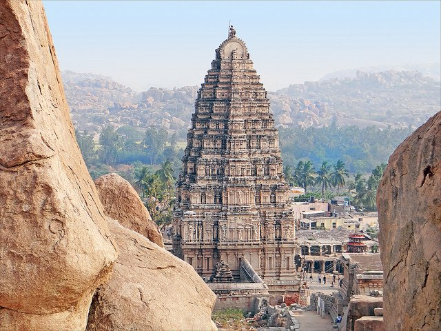 Virupaksha Temple, South Indian Temples