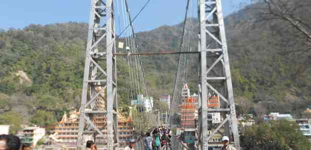 Haridwar and Rishikesh - Arriving at God's door