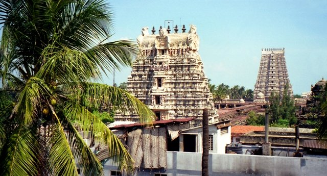 Ramanathaswamy Temple, Temples of South India