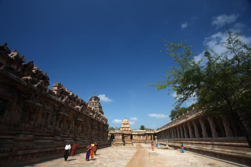 Airavateswara Temple, Temples of South India