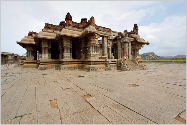 Vitthala temple, Temples of South India