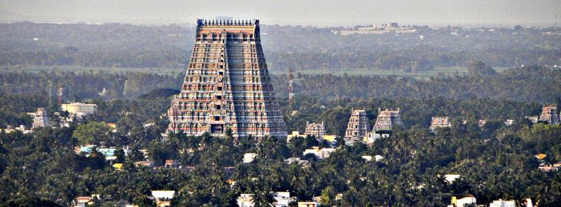 Sri Ranganathaswamy Temple, Temples of South India