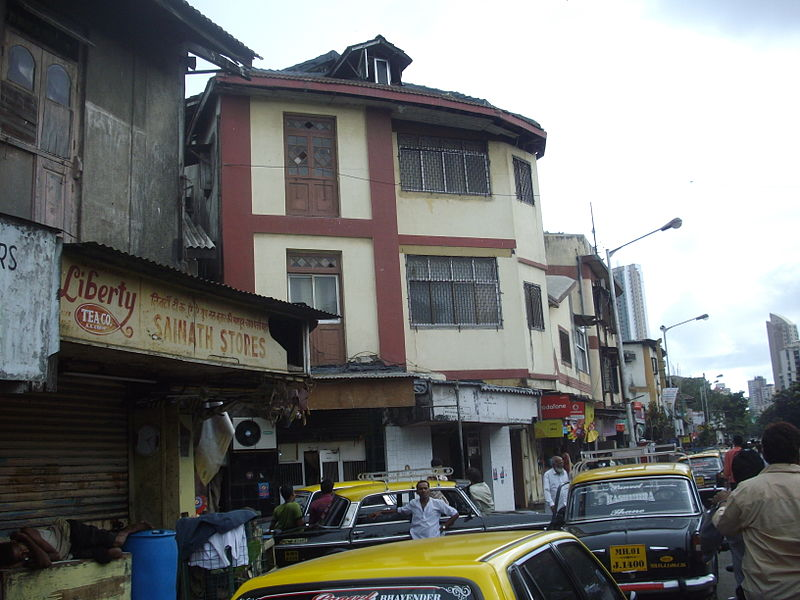 Brothel no. 25, Kamatipura, Haunted places in Mumbai