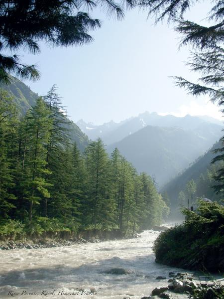 Kasol, New year destinations in India