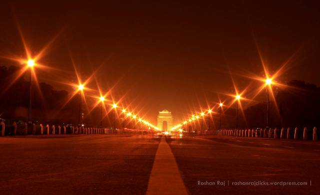Places To Visit in Delhi At Night (After 11 PM)