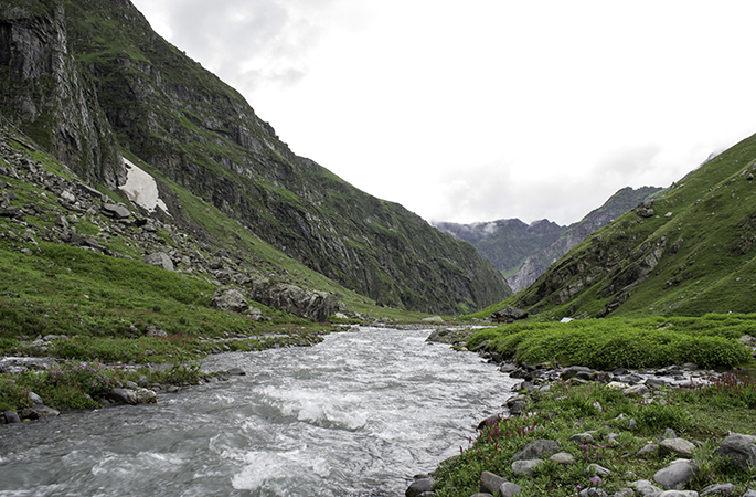 rani river, trekking in india guide