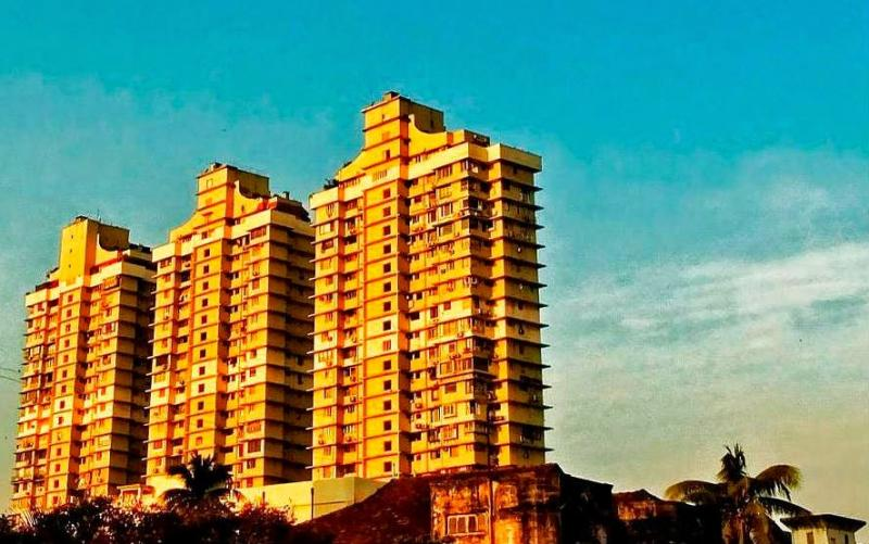 Grand Paradi Towers, haunted places in Mumbai