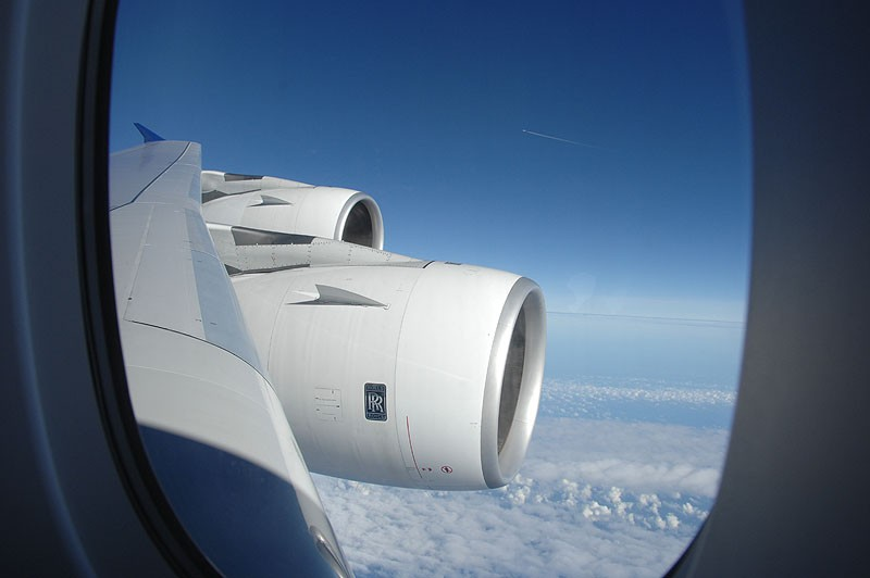 wing of the plane travel hack