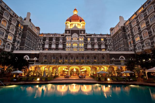 Taj Mahal Palace, Haunted Places in Mumbai