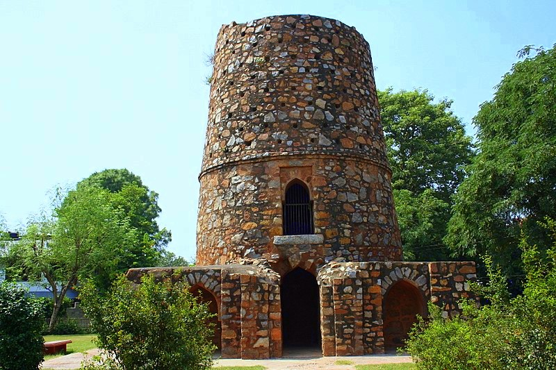 Chor Minar, Haunted places in Delhi