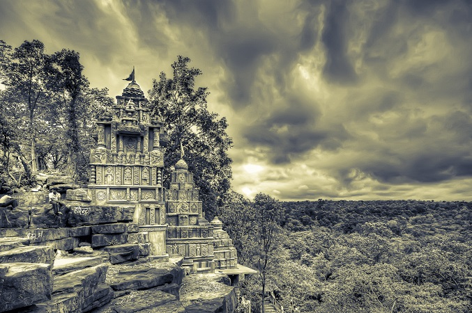 Ghatarani Temple, Chattisgarh (Source)